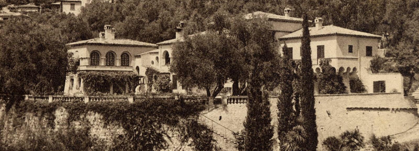 Val Rahmeh botanical garden © MNHN